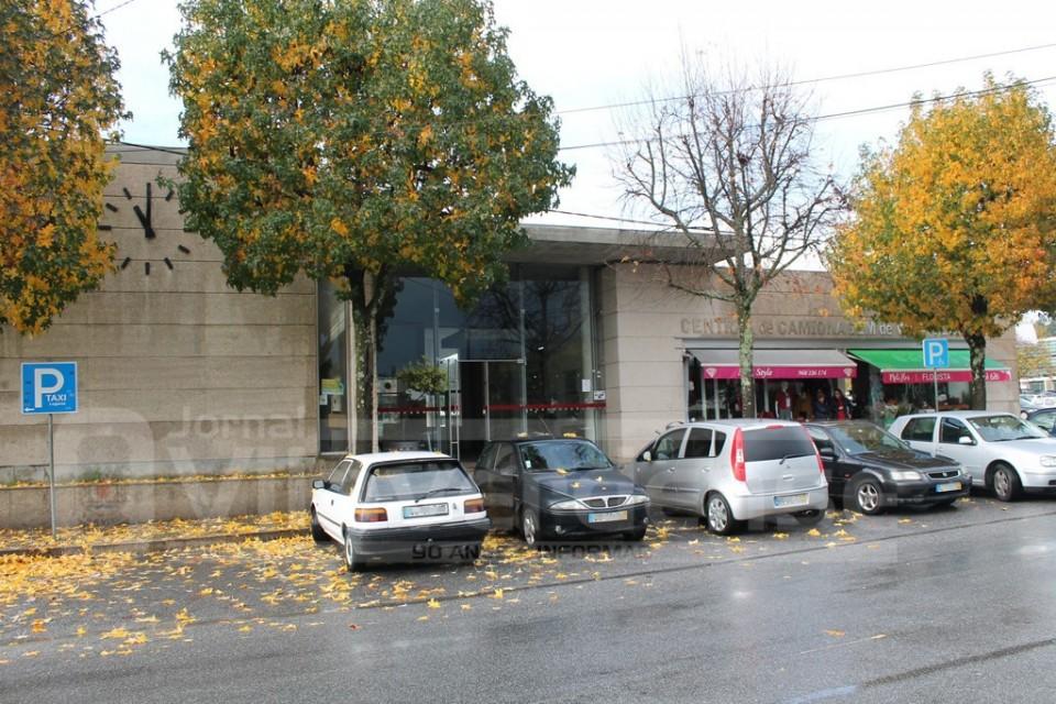 Assaltado escritório da Transdev na central de camionagem de Vila Verde