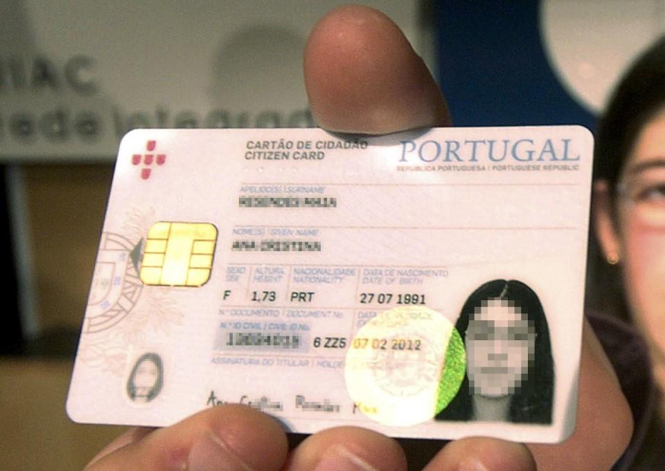 Renovar cartão de cidadão passa a demorar cinco minutos