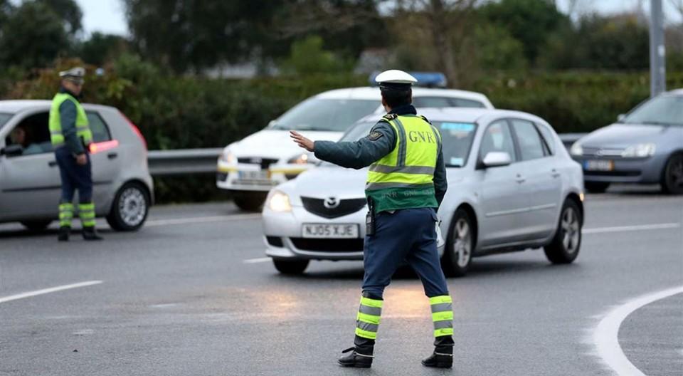 GNR: 34 pessoas detidas em flagrante delito durante a passada semana no distrito de Braga