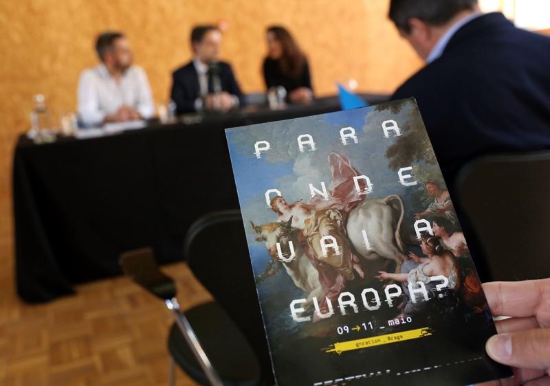 Braga recebe Festival Política para debater a Europa