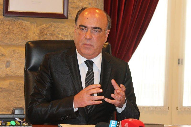 Presidente da Câmara de Barcelos detido por suspeitas de corrupção
