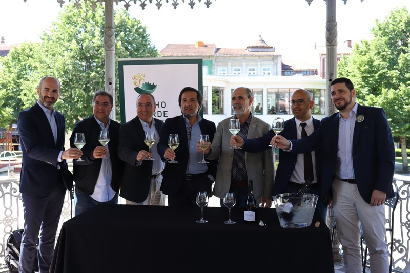 Braga volta a receber esta sexta-feira o Vinho Verde Fest