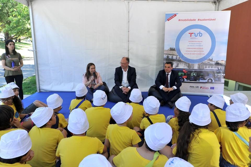 José Manuel Fernandes e TUB levam à UMinho 'EU in My Region'