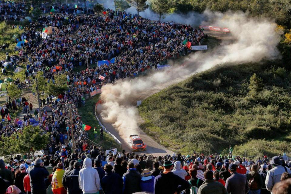 Vodafone Rally de Portugal na estrada a partir desta quinta-feira