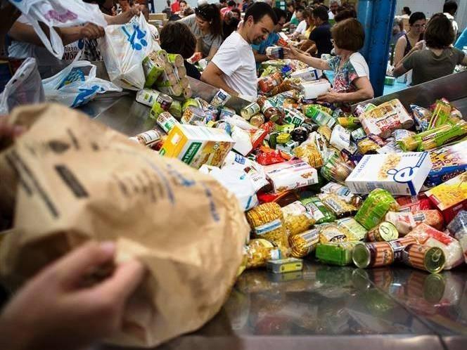 Banco Alimentar Contra a Fome de Braga angariou 110,2 toneladas de alimentos durante o fim-de-semana