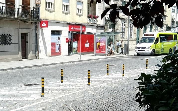 Nove homens furtaram casas do empresário Domingos Névoa, do cantor Delfim Júnior e banco Santander em Braga