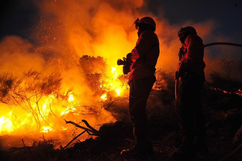 Protecção Civil de Braga alerta para perigo de incêndios rurais até dia 30