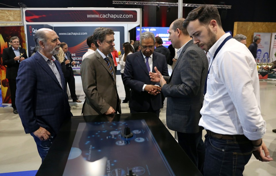 Ministro do Planeamento abre Mostra Empresarial da Semana da Economia de Braga