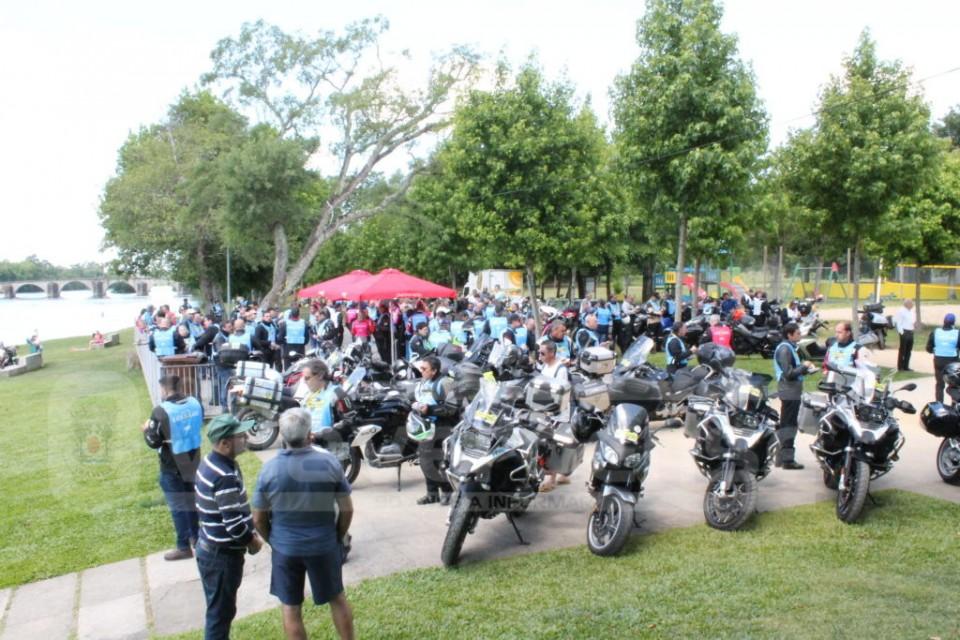 'Portugal de Lés-a-Lés' levou milhares de motards a passear por Vila Verde