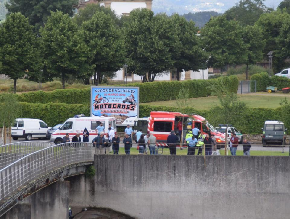 Trabalhador da Câmara de Arcos de Valdevez morre afogado durante serviço de limpeza
