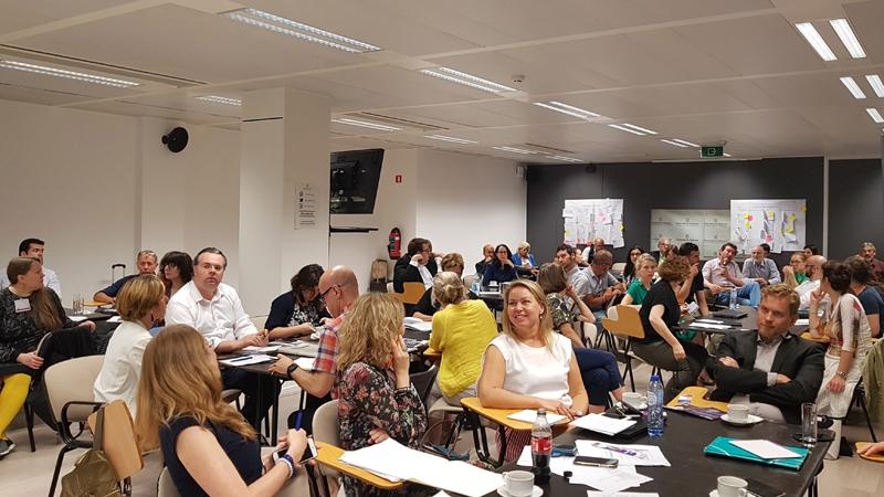 Braga em Bruxelas em encontro para definir estratégia das principais cidades europeias