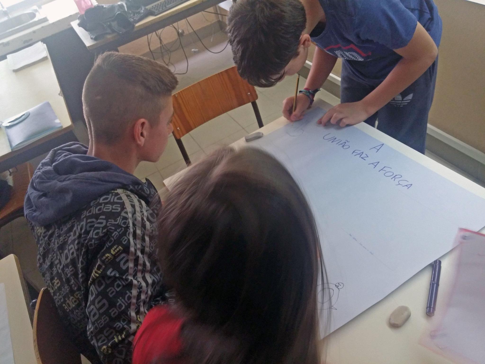 Mais de 450 alunos do 3.º ciclo de Braga participam no 'Projecto Água'