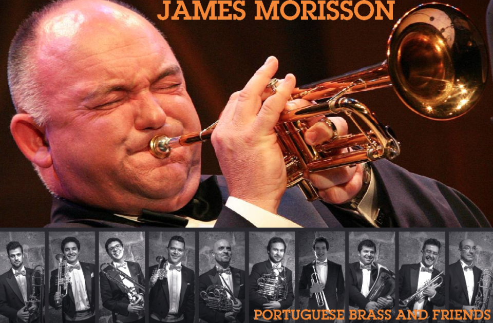 II Festival de Trombone de Braga arranca esta terça-feira com James Morrisson