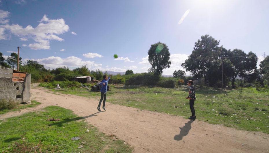 Comunidade cigana de Vila Verde em vídeos contra o racismo (c/vídeos)