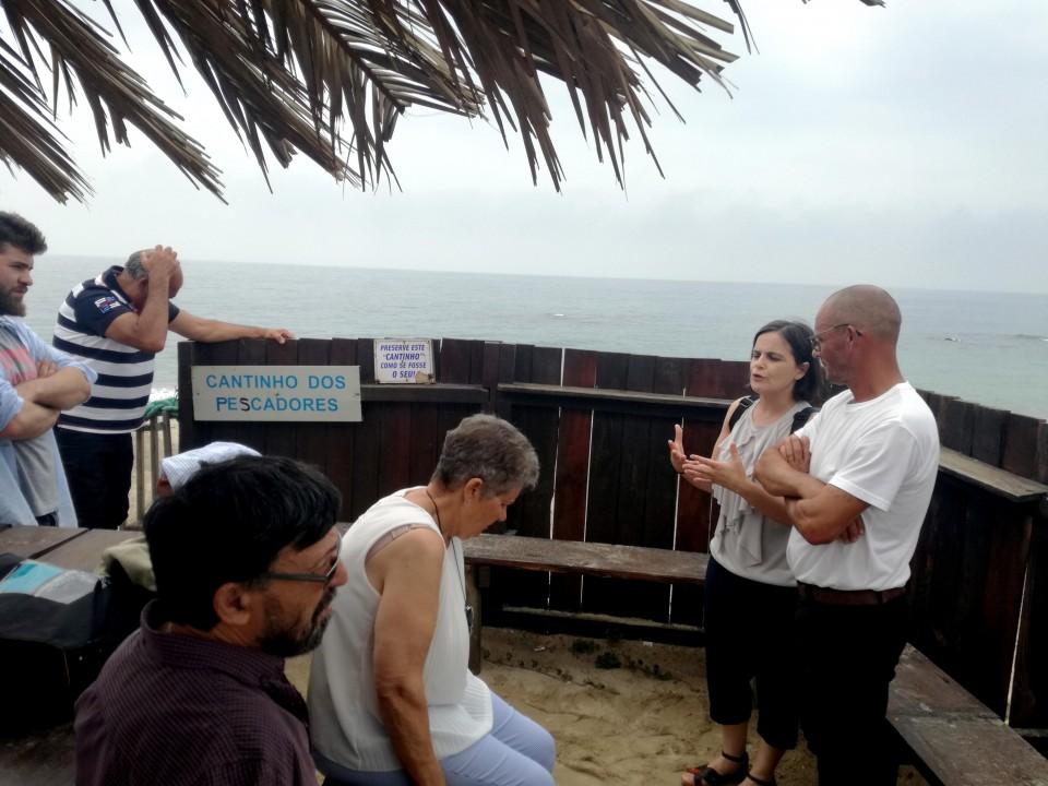 Carla Cruz (PCP) reuniu com comunidades piscatórias de Esposende