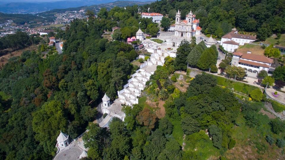 Santuário do Bom Jesus de Braga declarado Património Mundial