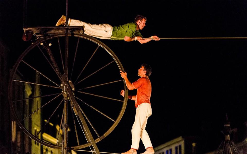 Festival de circo Vaudeville Rendez-Vous arranca esta quarta-feira em Barcelos