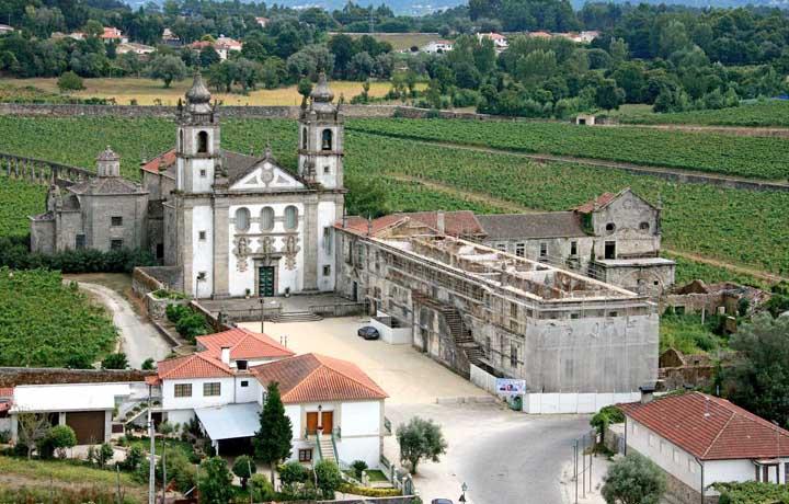 Amares: Obras de reabilitação na Igreja do Mosteiro de Santo André de Rendufe arrancam dia 19