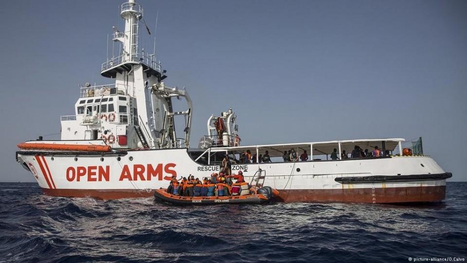 Portugal vai receber até 10 migrantes do navio Open Arms
