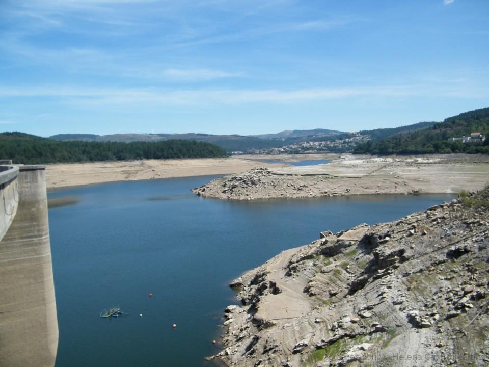 Bacia do Ave abaixo de 10% da capacidade total de armazenamento de água