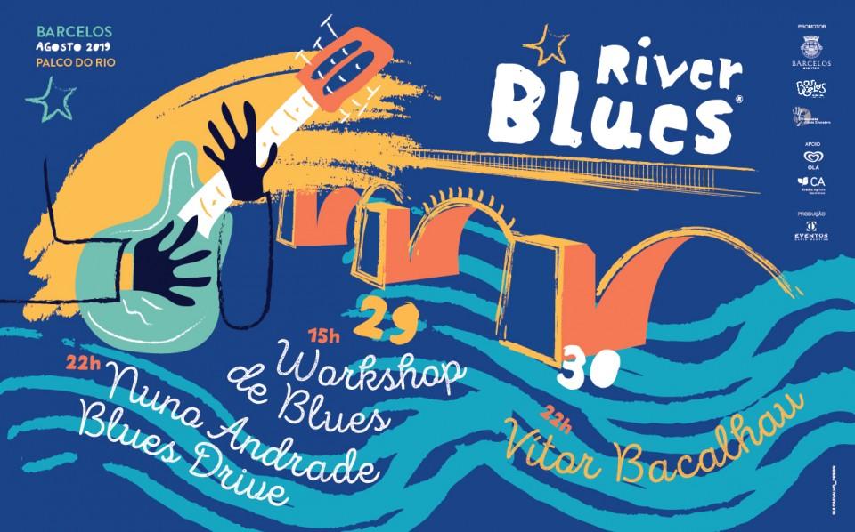 Barcelos: River Blues regressa ao palco do Cávado