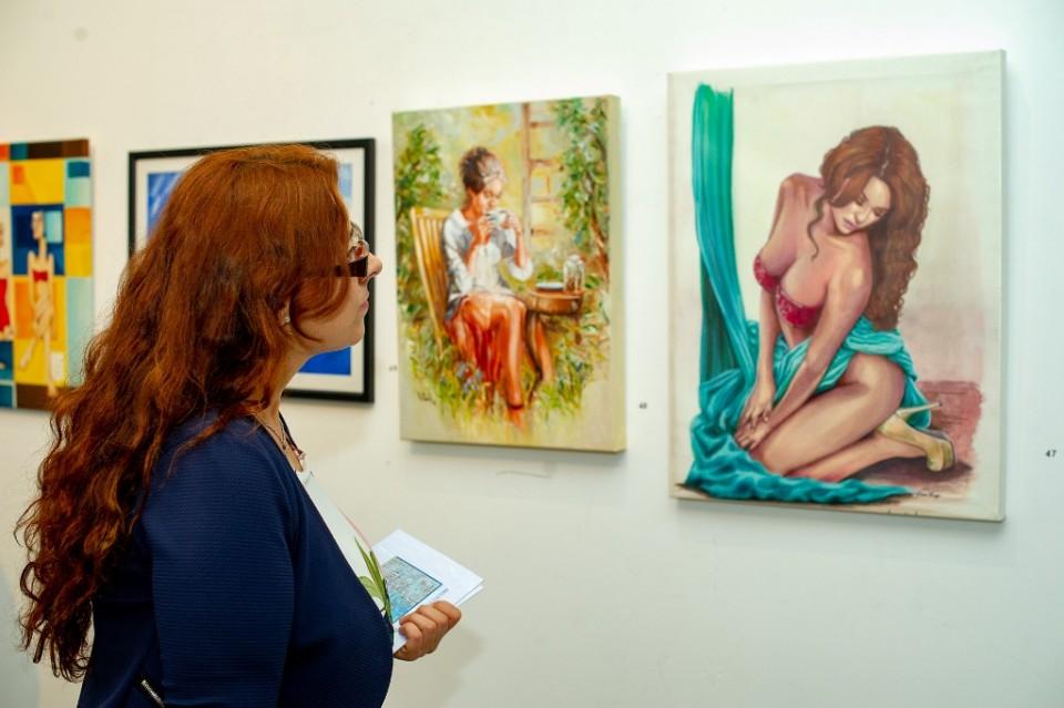 Póvoa de Lanhoso: Exposição de Artes Plásticas com trabalhos de 31 artistas (até 31 AGO)
