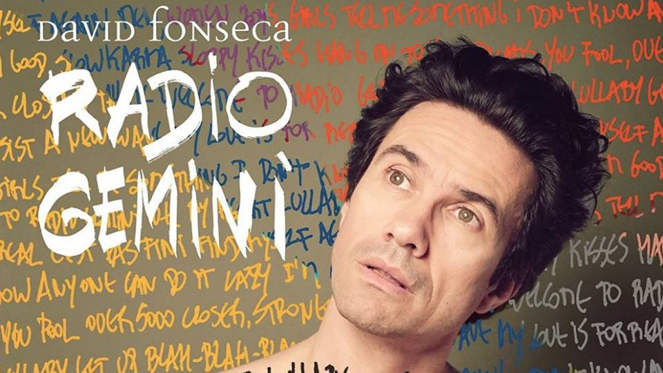 David Fonseca apresenta em Braga 'Radio Gemini Closer'
