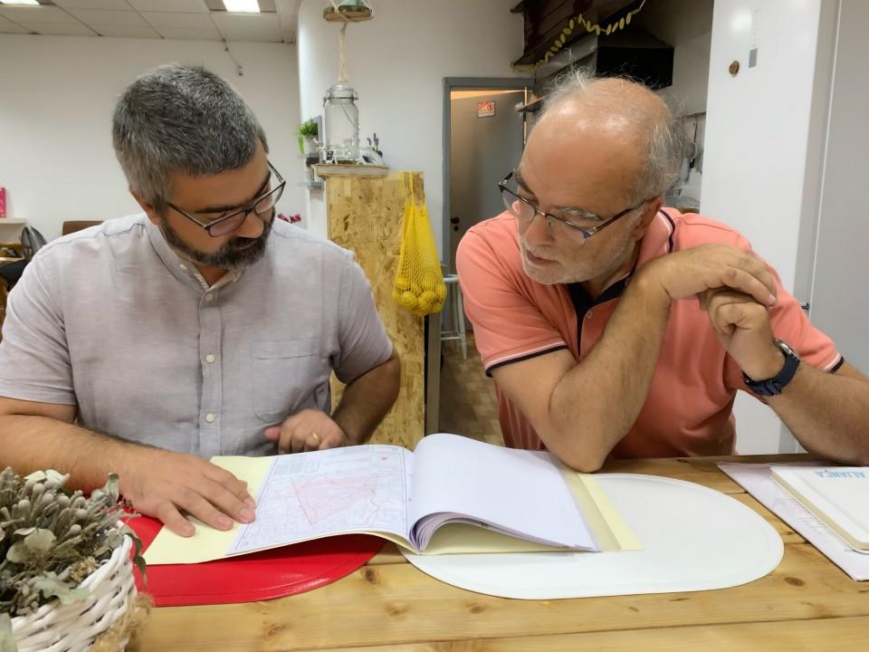 Legislativas: Luís Cirilo, n.º 1 do Aliança por Braga, reuniu com movimento Anti Lítio bracarense