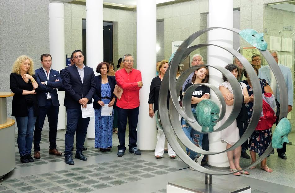 Exposição de Jorge Braga nos Paços do Concelho de Esposende
