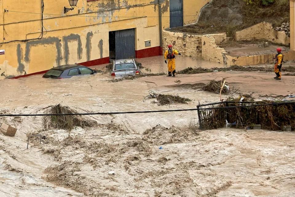 Tempestade que fez quatro mortos em Espanha a caminho de Portugal