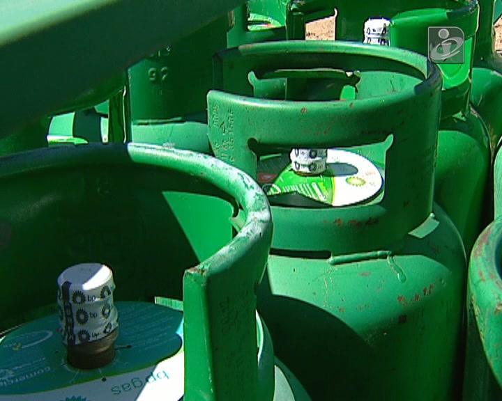 PSP de Braga deteve homem por furto de 17 botijas de gás de posto de abastecimento