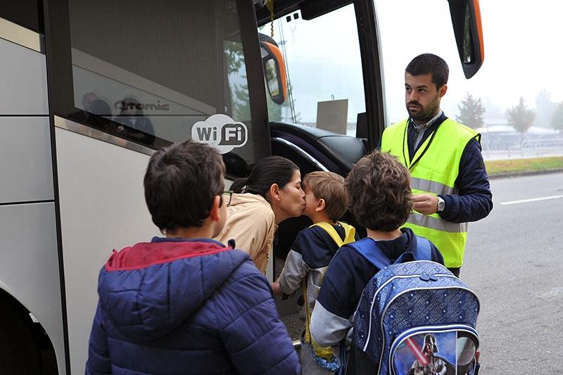Projecto 'School Bus' arranca em Braga dia 16
