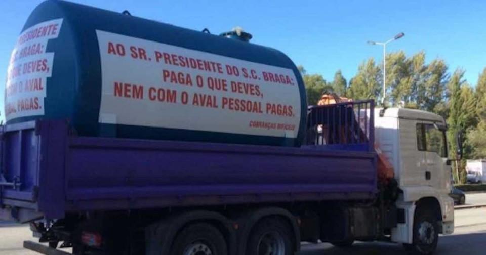 Salvador contra Correia: Começa julgamento do 'camião do fraque'