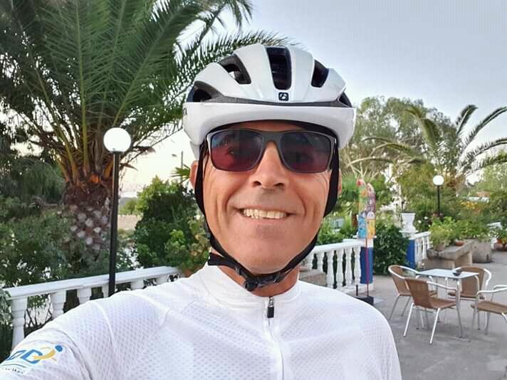 Tem Parkinson e percorre Portugal em bicicleta. Dia 12 passa por Vila Verde