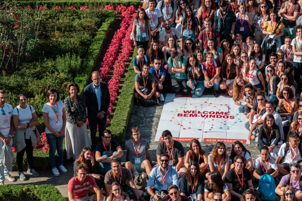 UMinho acolhe novos estudantes internacionais de licenciatura e mestrado integrado