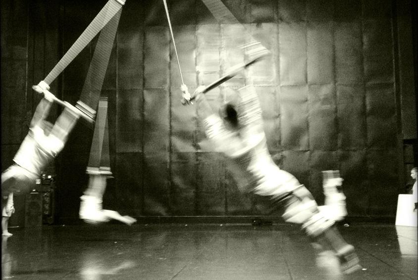 BRAGA: Theatro Circo apresenta 'Segredo Secreto', espectáculo de dança com participação de surdos (13/14 SET)