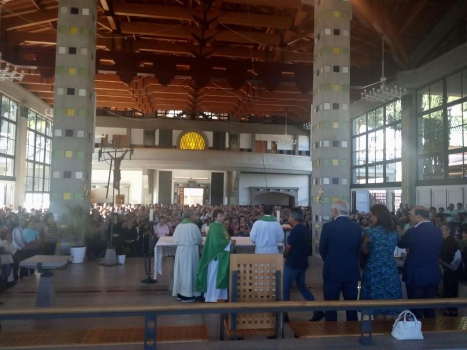 Vila Verde: Perto de dois mil idosos confraternizam em S. Bento da Porta Aberta e no Sameiro