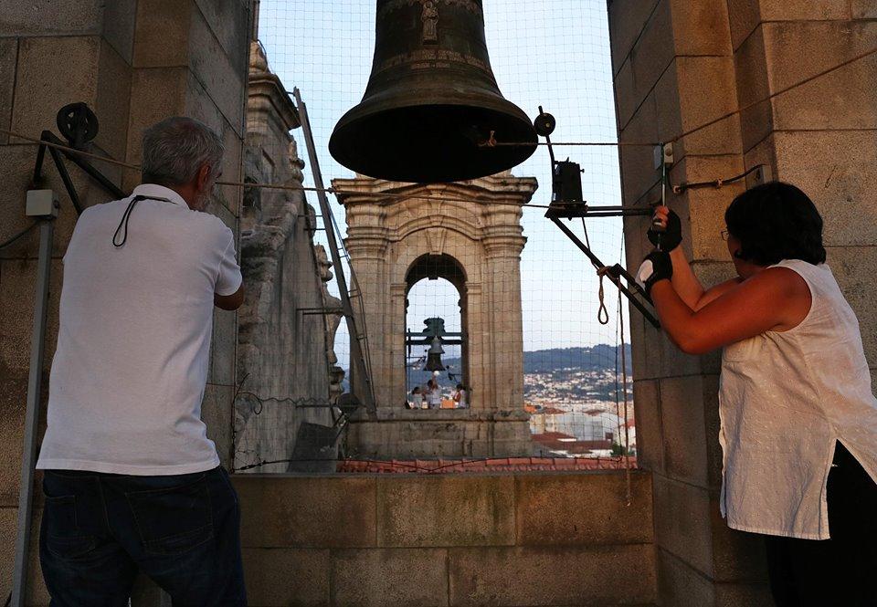 Braga promove visita guiada às torres sineiras