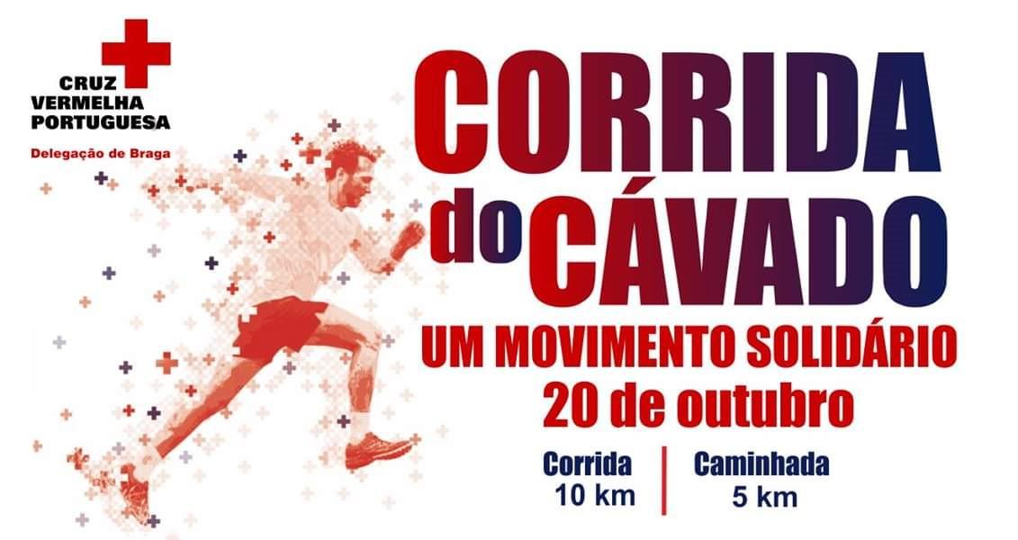 'Corrida do Cávado' da Cruz Vermelha corre-se este domingo na Vila de Prado