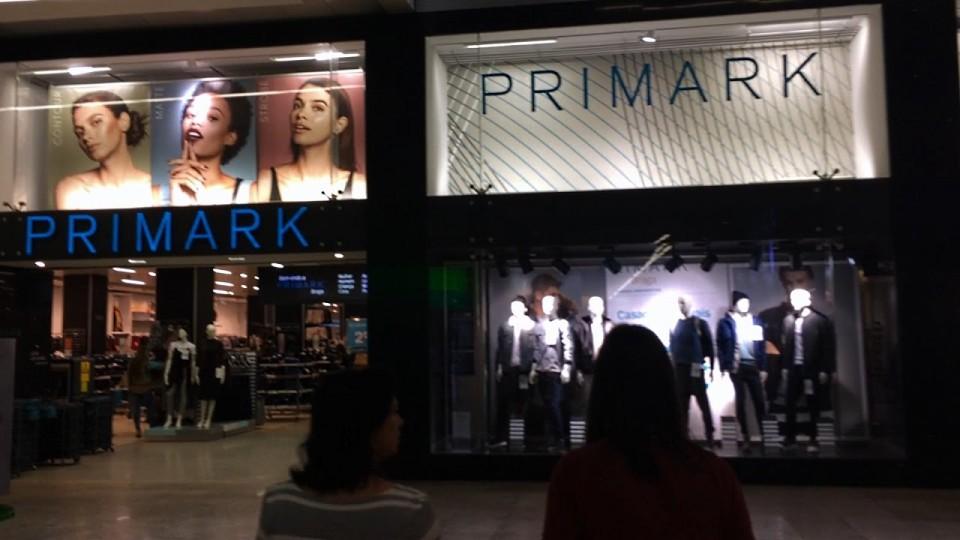 Infarmed suspende venda de produtos cosméticos da marca Primark