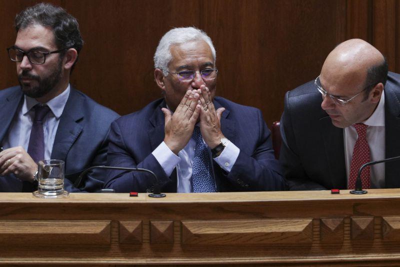 Segundo governo de António Costa aprovado sem qualquer rejeição