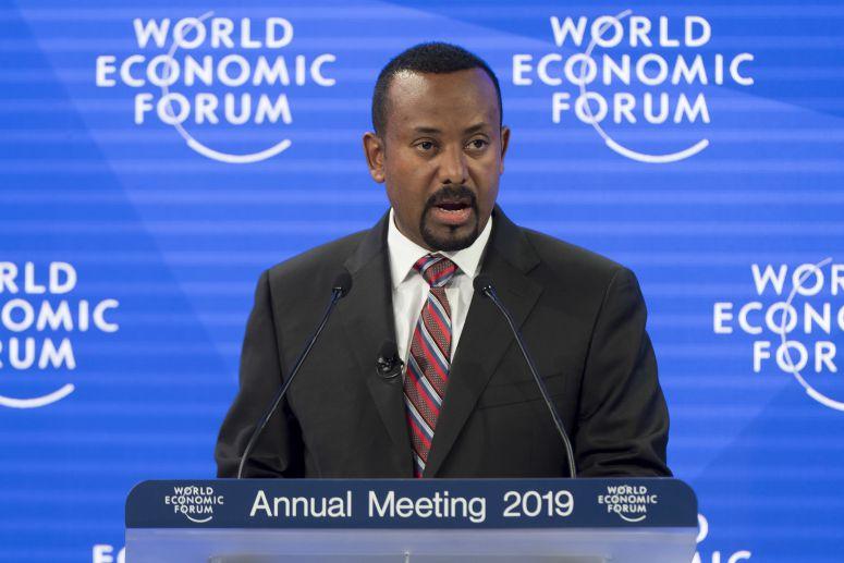 """Primeiro-Ministro da Etiópia, vencedor do Nobel da Paz, diz que este foi um prémio """"dado a África"""""""