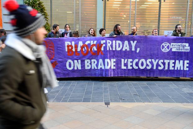 'Block Friday': os anti-Black Friday lançaram ofensiva