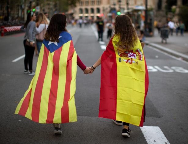 Catalunha. 'Não' à independência supera 'sim' em 7%