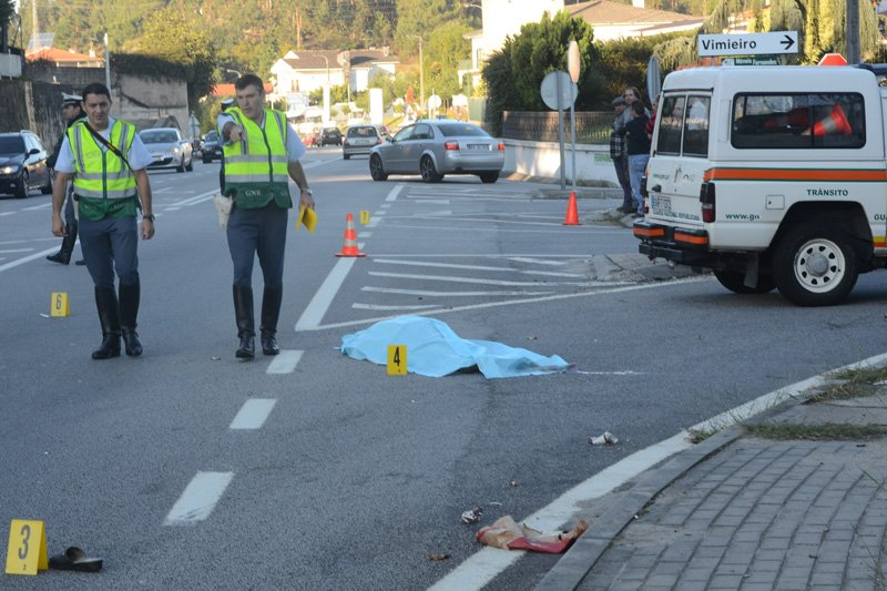 Atropelamentos. Operação 'Peão em Segurança' da GNR em Braga