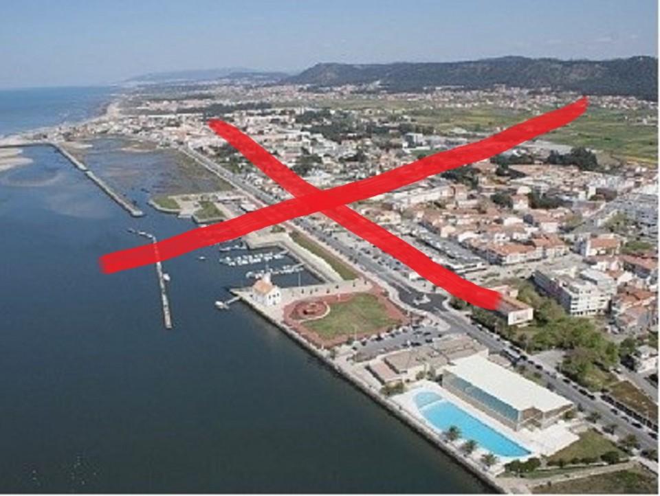 Esposende e Viana do Castelo submersas em 30 anos se subida do nível do mar não for (já) travada
