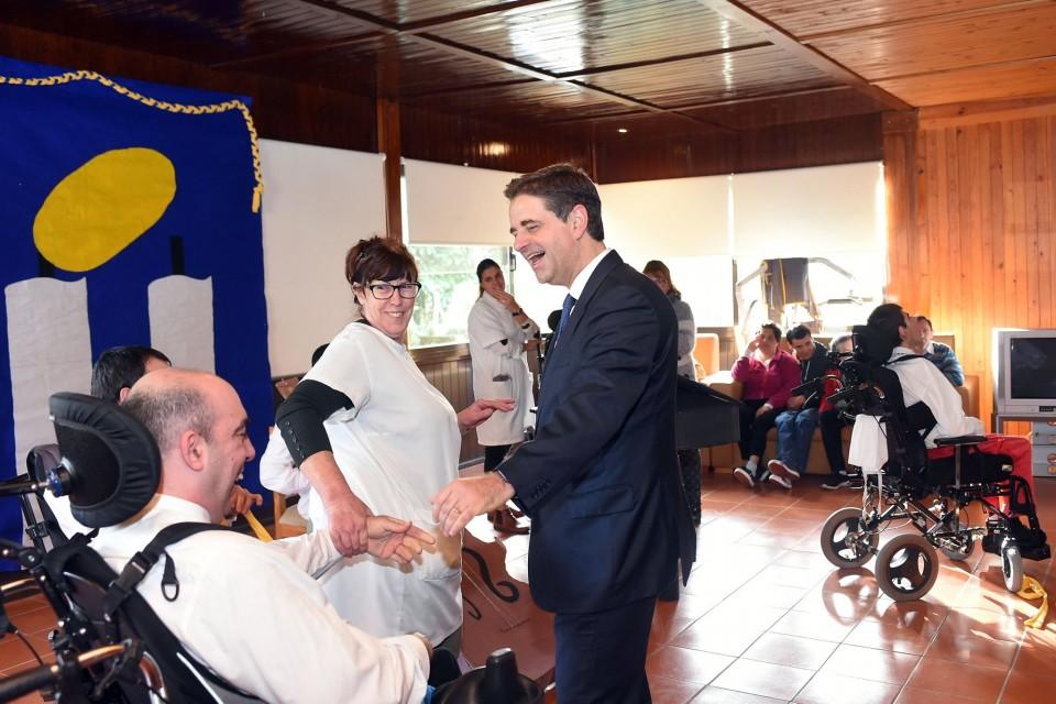 Centro de Bem-Estar 'A Canção'  da APPACDM Braga comemorou 27 anos