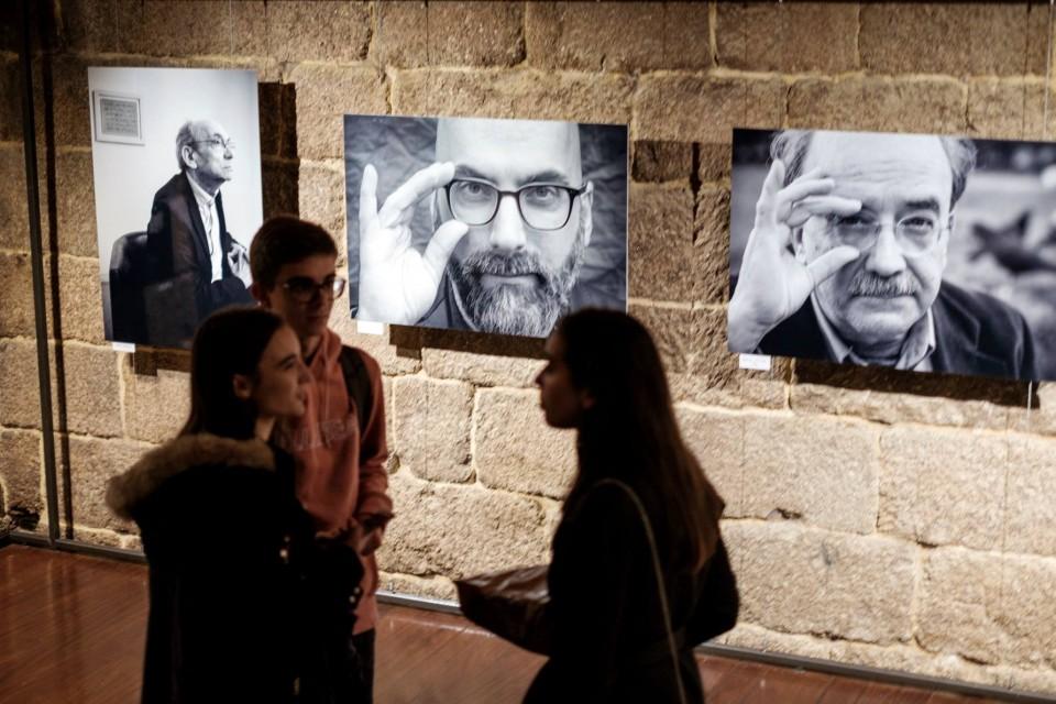 BRAGA - Museu da Imagem mostra 'Retratos' do fotojornalista Alfredo Cunha (até 5 JAN)