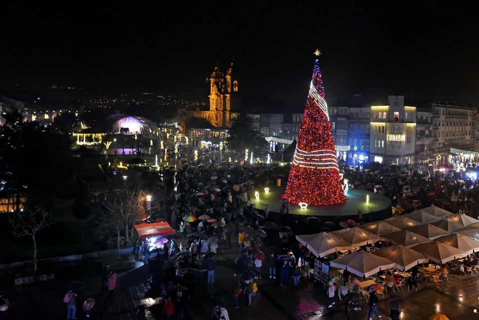 Braga já e Natal