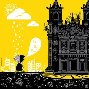BRAGA - Encontro de Ilustração  abre portas com 'dizeres' típicos de Braga (9 a 17 NOV)